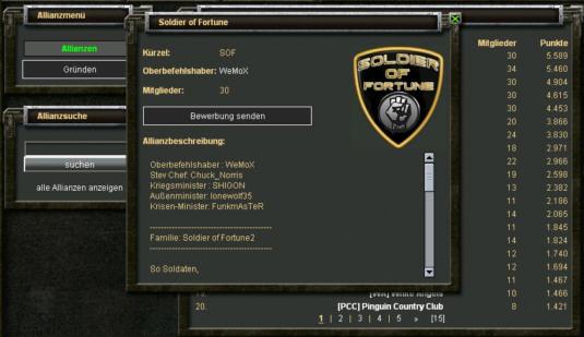 allianz 3 jetzt ist das allianzprofil sichtbar hier ein beispiel vom server bravo fr eine bewerbung einfach auf bewerbung senden klicken - Allianz Bewerbung